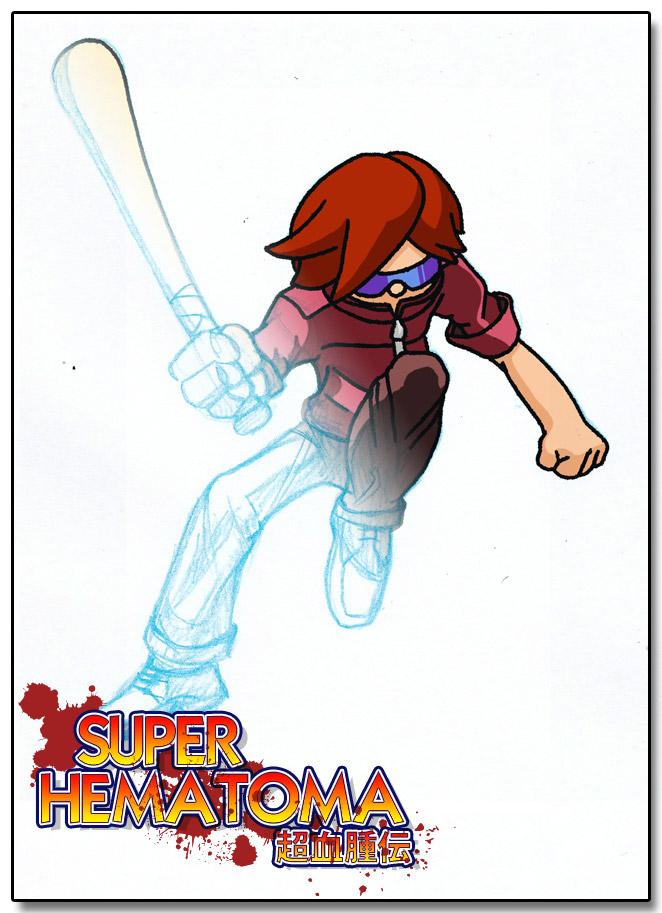 Super Hematoma Chic Concept