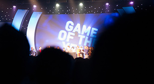 Journey was awarded the Game of The Year awards at the Developer's Choice Awards at the 2013 GDC. They were a great team and actually had all of their staff go up for the award.