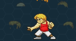 Super Hematoma a game by Sprixelsoft is expected to have customizable bodies for the characters