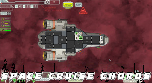 Space Cruise Chords of FTL (faster than light)