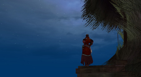 Screencapture from South Sun Cove in Guild Wars 2
