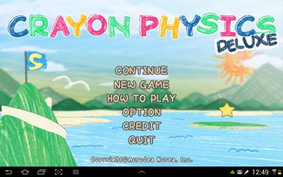 Crayola-Physics